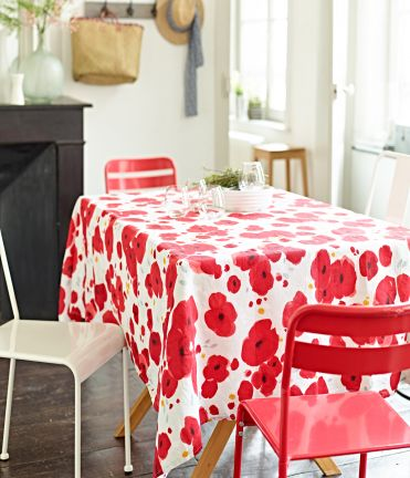 Nappe Poppies